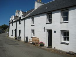 Henderson House - property for rent in Waternish Skye